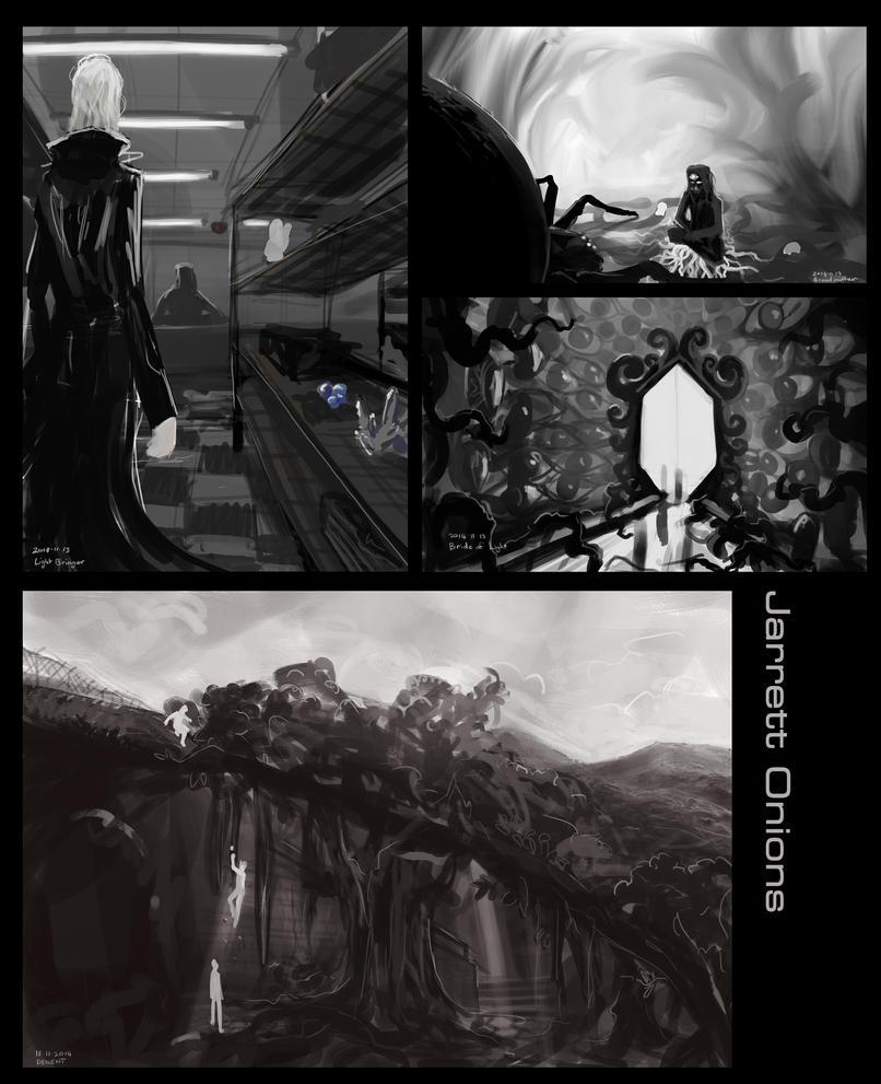 Dreamland by JarrettOnions