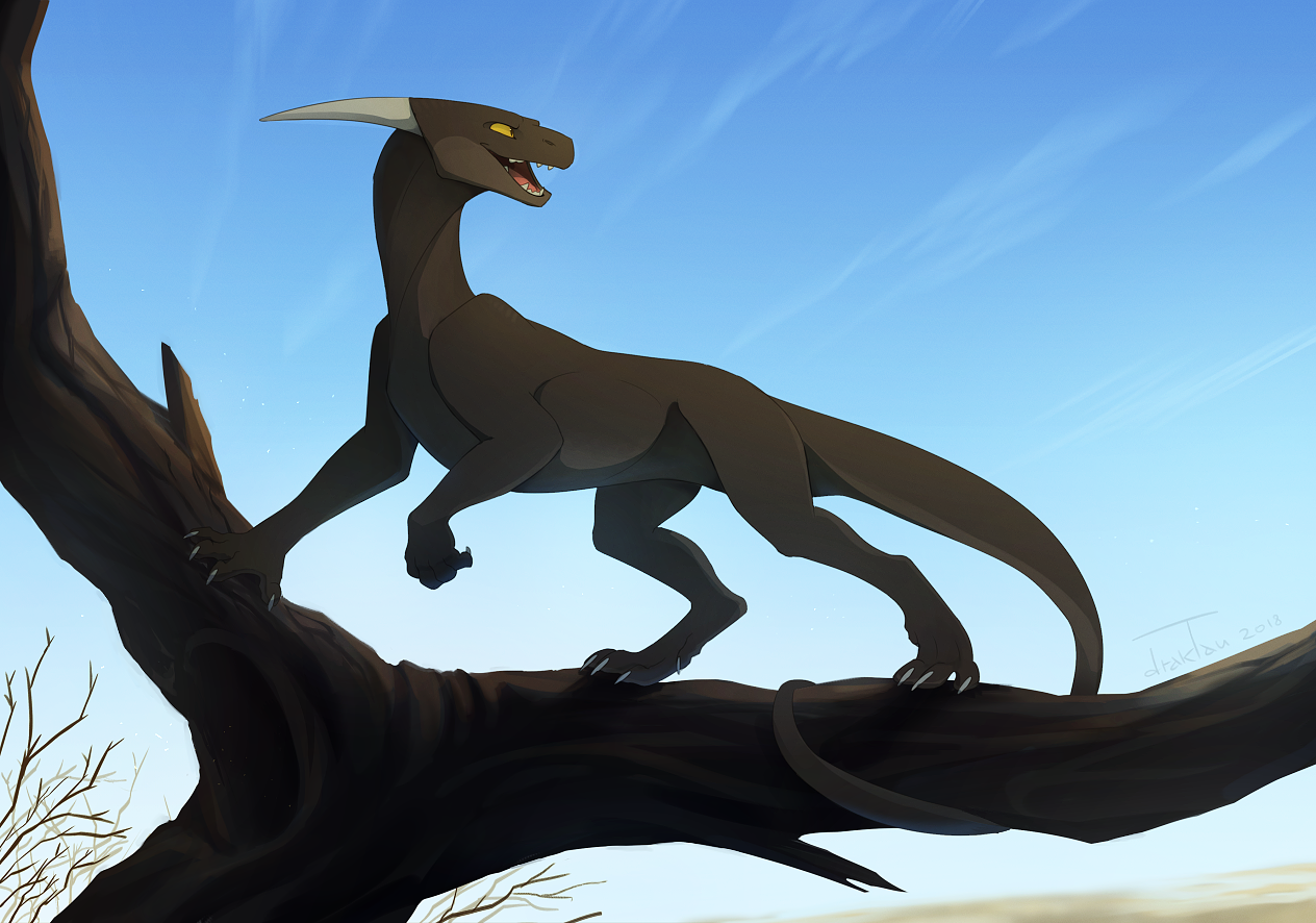 [C] King of the desert by draktau