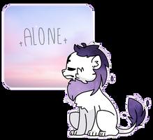 . Alone . by Sorbaie