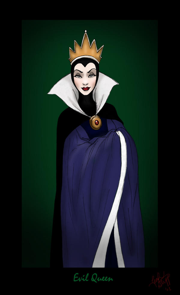 Snow White Evil Queen Drawing | www.imgkid.com - The Image ...