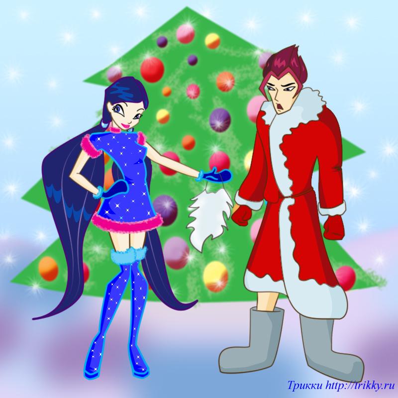 Christmas By Trikky-ru On DeviantArt