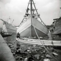 sailing by byebyebeautifool
