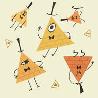Bill Cipher by imamong