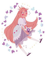 Star Butterfly by imamong