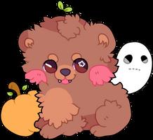 halloween freddy by moonbeani