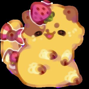 fat chub by moonbeani