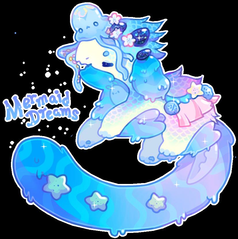 [Custom Gachagoop] Mermaid Dreams