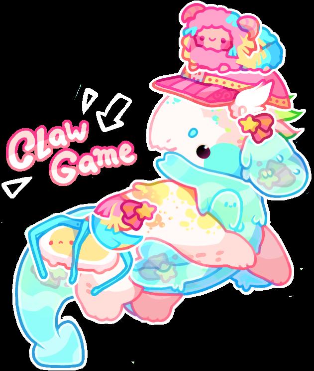 [Custom Gachagoop] Claw Game