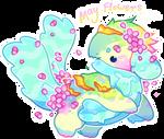 [CLOSED AND RAFFLING] May Flowers Gachagoop