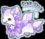*Plush Dragon Flatsale* Star Silk
