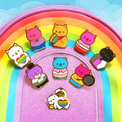 pride cats and pride bag