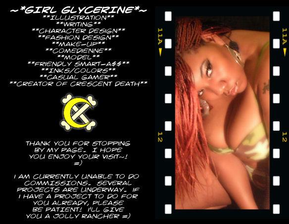 GirlGlycerine's Profile Picture
