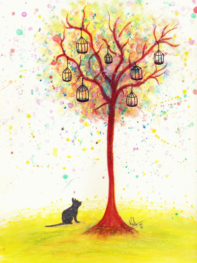 Dream Tree by MissLies