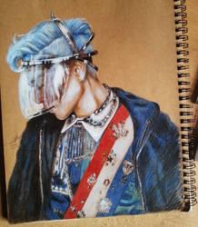 Sketchbook by omurizer