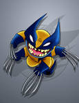 Stitch AKA Wolverine
