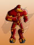 Iron Gizmo Duck