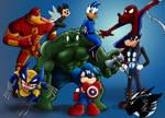 Disney Avengers Assemble
