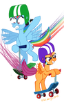 Scootaling