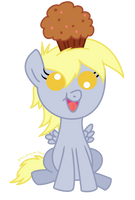 Baby Muffin by bibliodragon