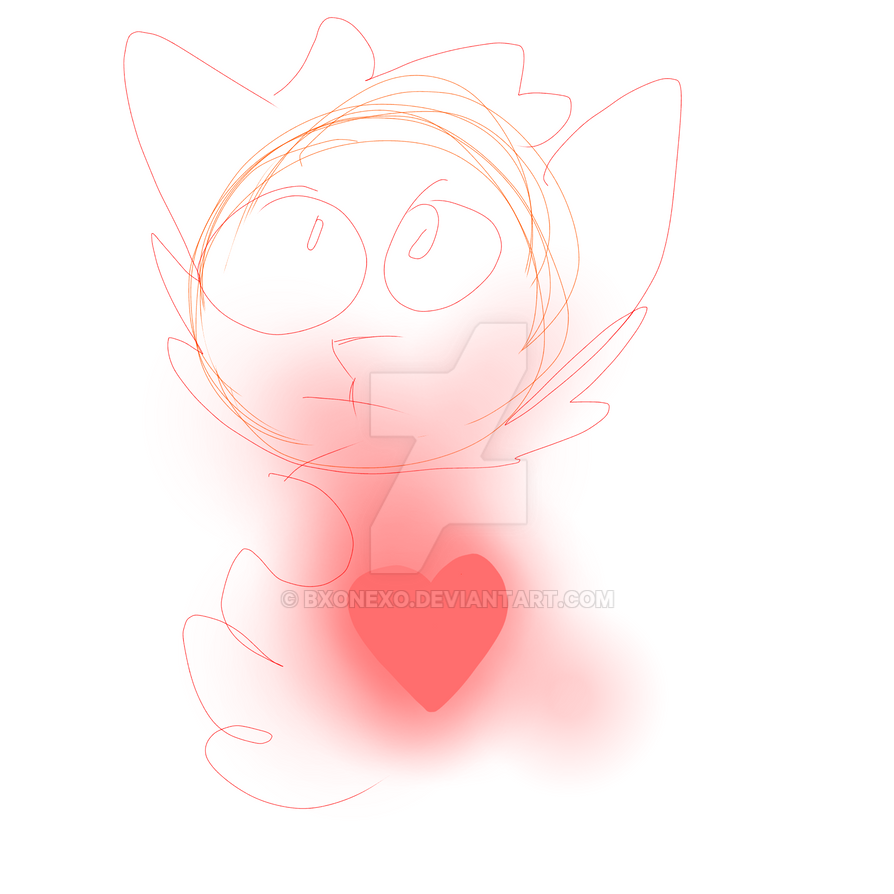 doodles pffshhh by bxonexo