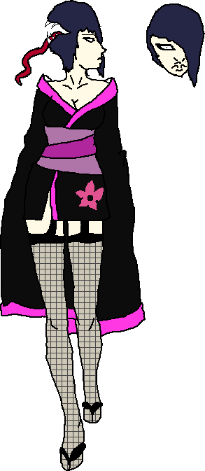 Futakuchi-onna by jak-woman