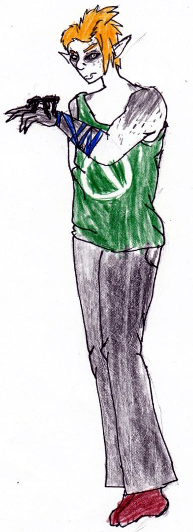 Simon spide boy by jak-woman