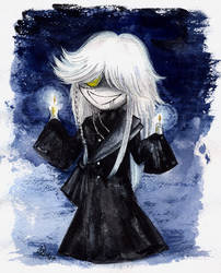 Undertaker_candles_dance by Shadow-y