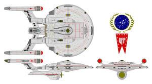 USS Enterprise NCC 001