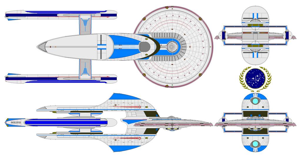 USS Kevin Morrow by nichodo