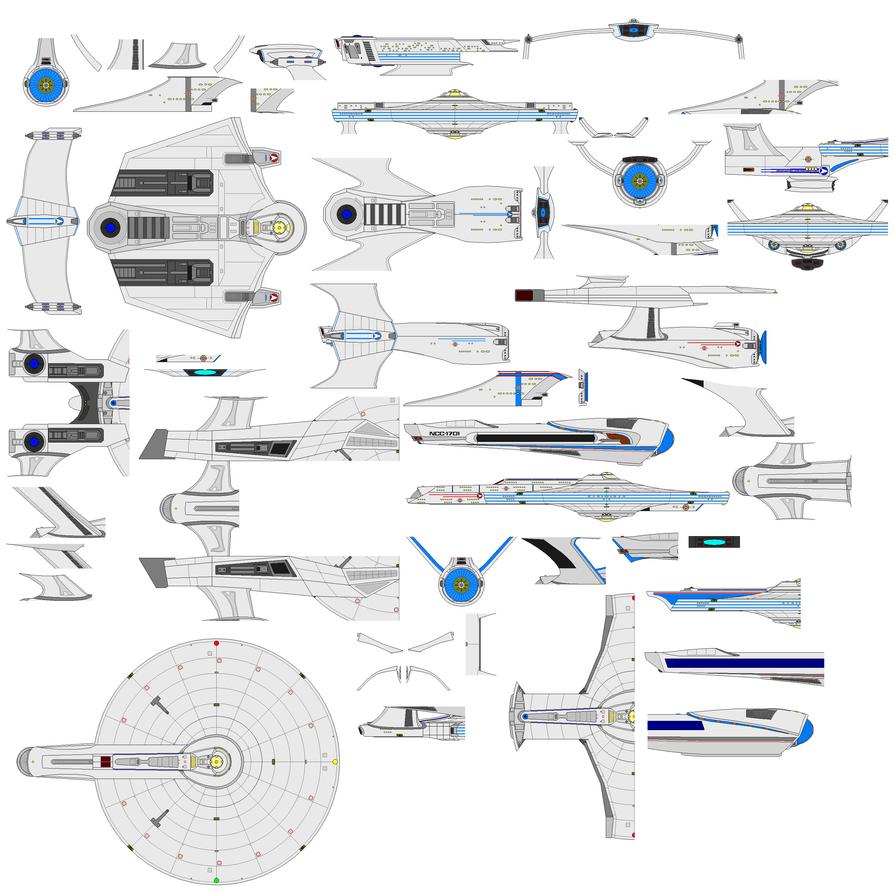 JJ Abrams Parts by nichodo