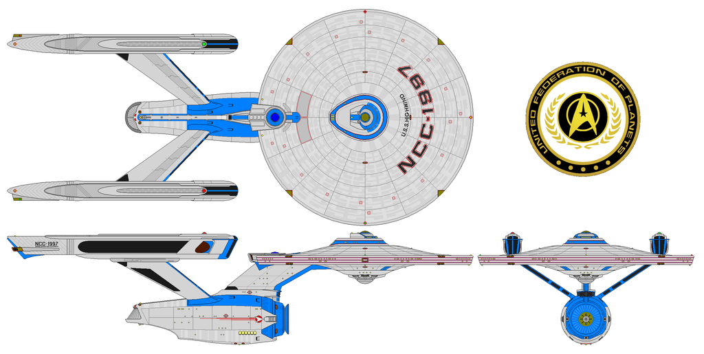 USS Highwind AU by nichodo
