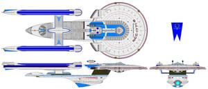 USS Zenterprise NCC 1771 B