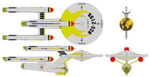 ISS Yamato NCC 2199