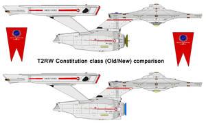 Constitution class (old/new) comparison