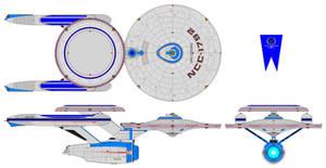USS Choukai NCC-1792
