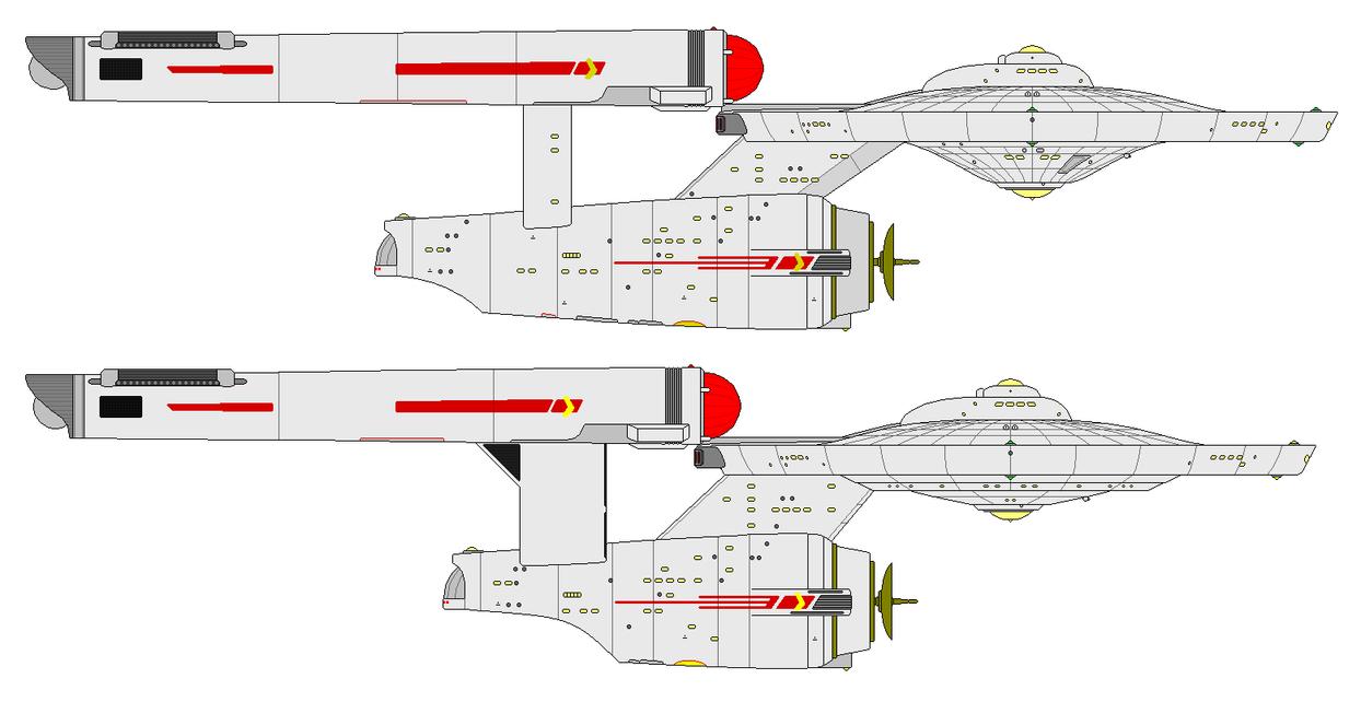 Condor class MK 2 ships by nichodo