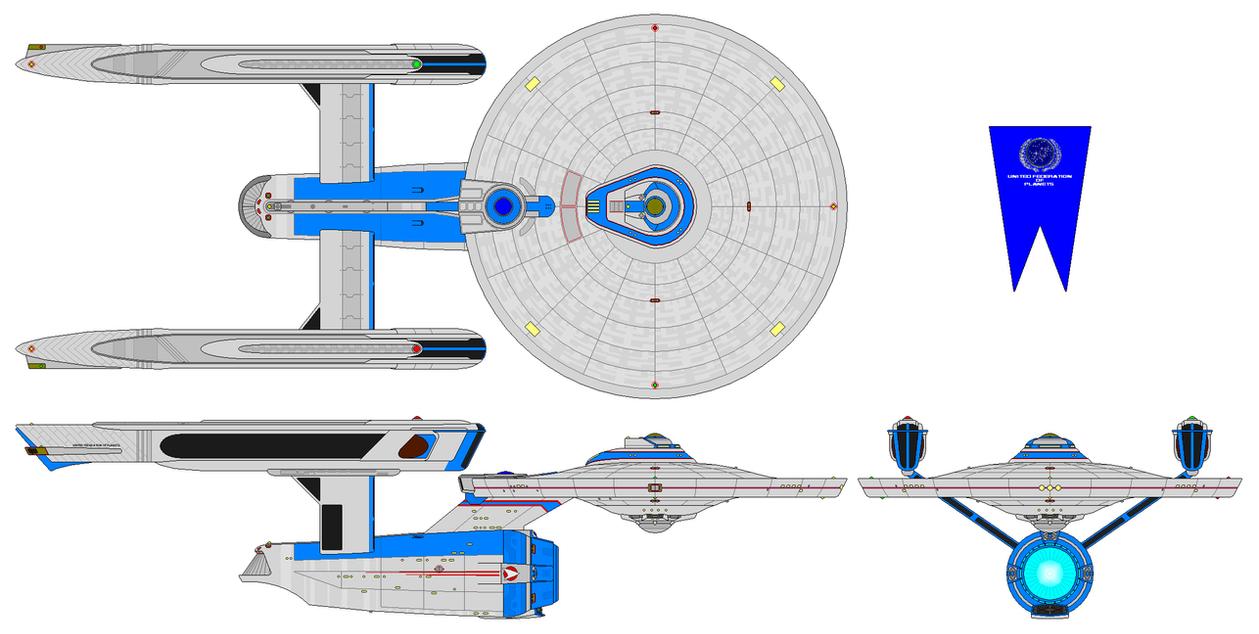 Condor class MK-2 (Refit) by nichodo