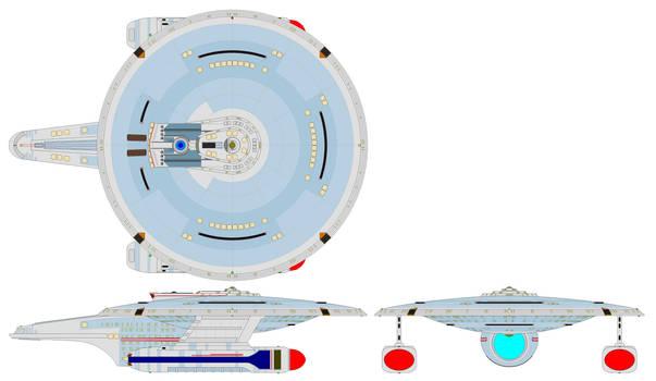 USS Pegasus (Variant)
