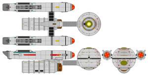 Daedalus Class (Early Pre-T2RW)