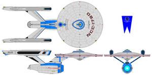 U.S.S. Kaga (Cruiser) (TMP)