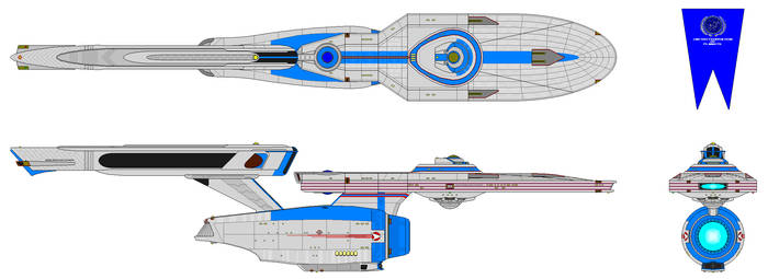 Explorer class (Light Exploration Cruiser) by nichodo
