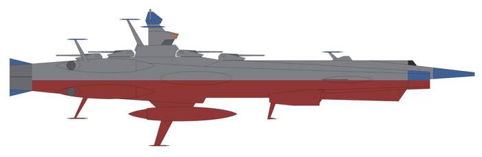 EDF Andromeda (Retrofit) by nichodo