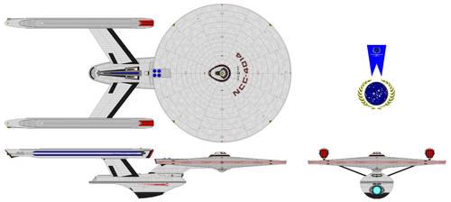 USS Big Boy (Dreadnought) by nichodo