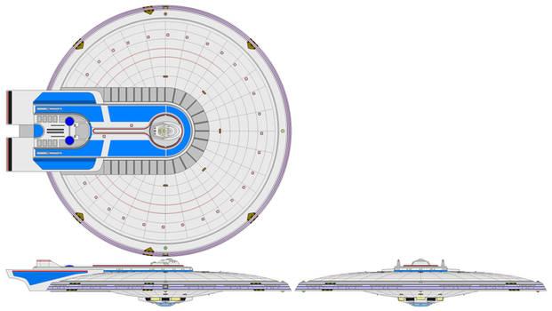 Excelsior Saucer (Disco-size)