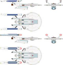 Columbia class redesign