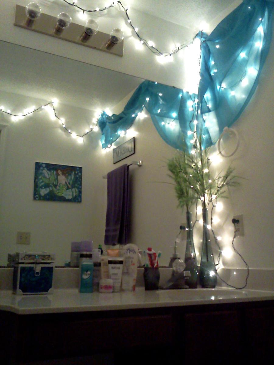 Mermaid Bathroom On Pinterest