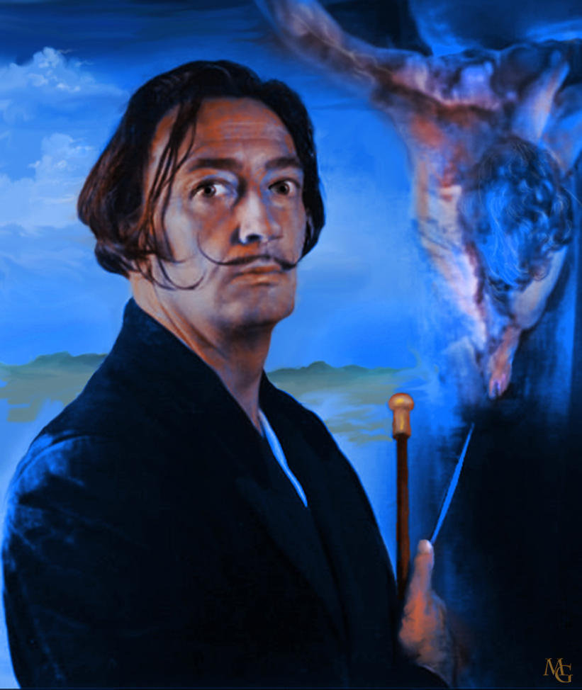 S-Dali 1951 by Myronavitch