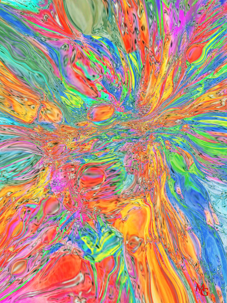 Summer's Last Flowers by Myronavitch