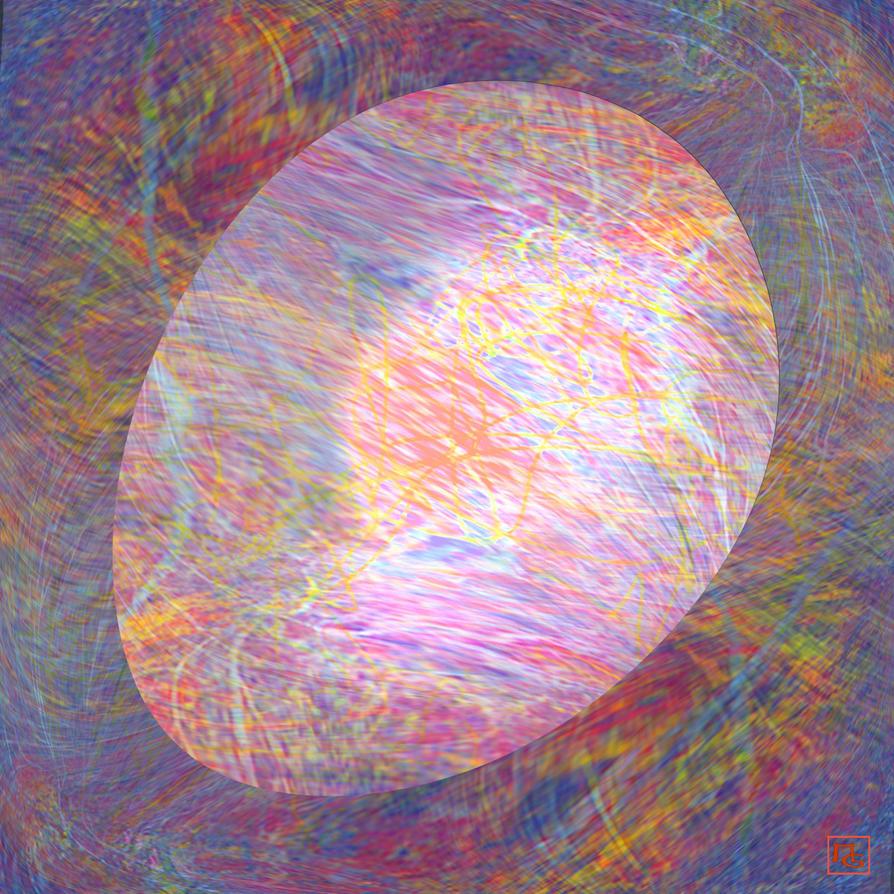 Magic Egg by Myronavitch