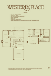 Westerly Place Plan 2 Floor Plan Recreation
